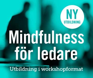 mindfulness för ledare